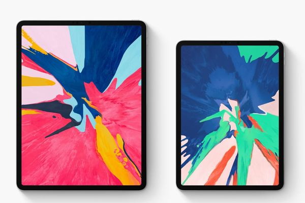 新型iPad Pro 2018
