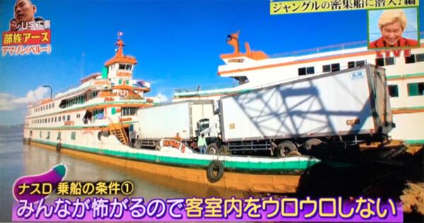 乗船の条件1