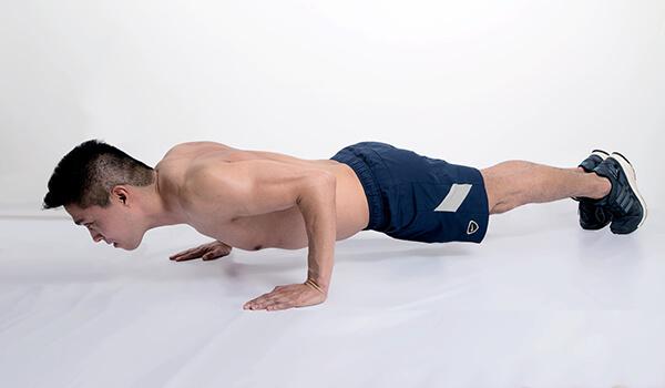 腹筋にいい体幹トレーニングの方法
