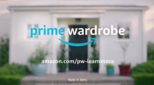 アマゾンワードローブのタイトル画像