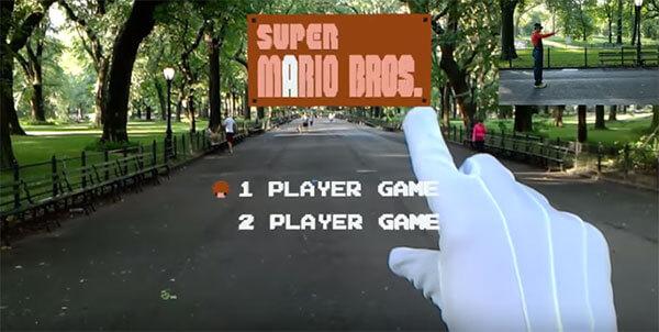 VRマリオ動画1.5