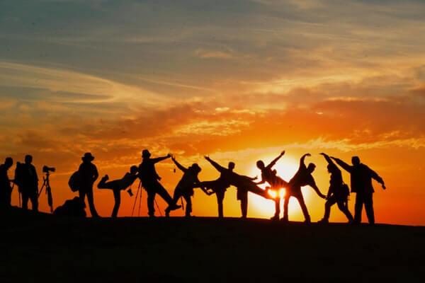 集団行動が苦手な人の社員旅行対策
