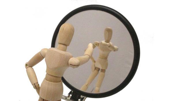 鏡をつかったメタ認知能力の上げ方
