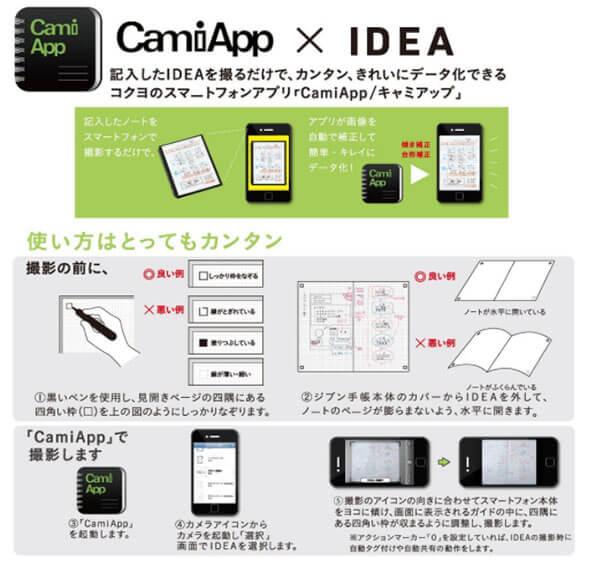 ジブン手帳をデジタル化するアプリ