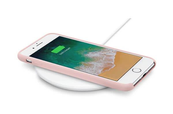 iPhoneのワイヤレス充電の注意点!金属製のケースやバンカーリングは使えない