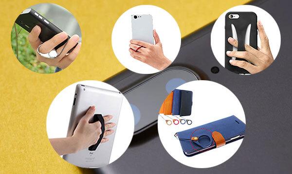 ワイヤレス充電もできる!バンカーリング代わりのiPhone8/iPhoneX商品まとめ