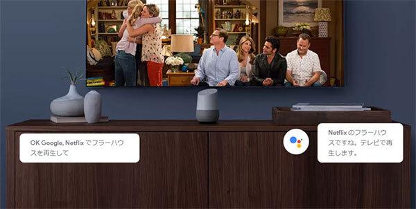 Google Homeとは