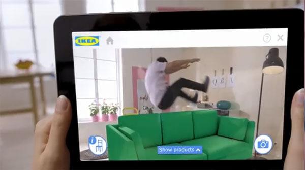家具が置ける!「IKEA Place」で模様替えも遊びも楽しもう