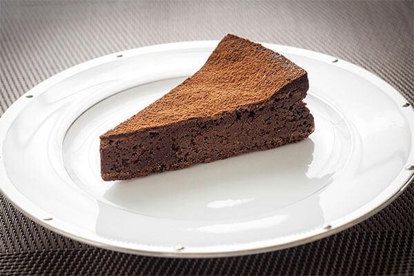 ライザップのガトーショコラケーキ