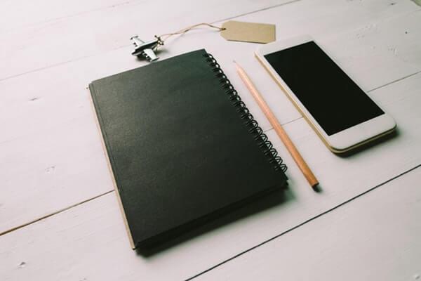 ほぼ日手帳の書き方!KPT(けぷと)を使えばスラスラ書ける!